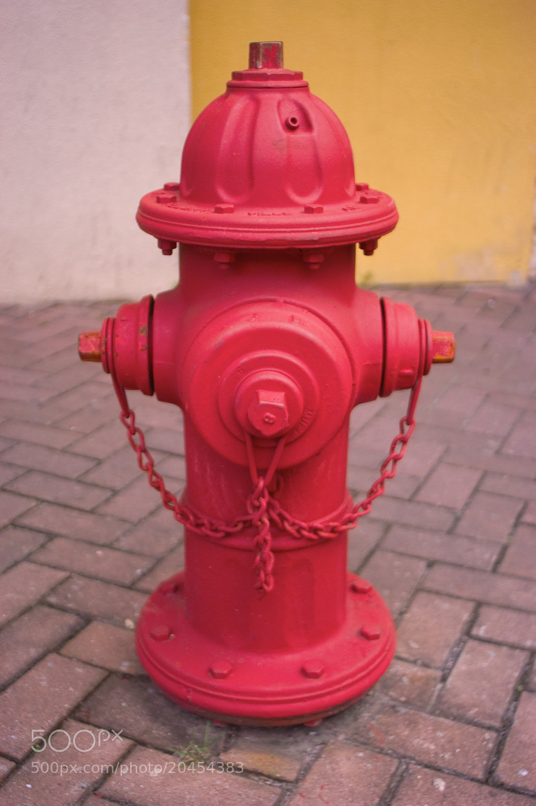 Photograph Hydrant by christopher rincon on 500px