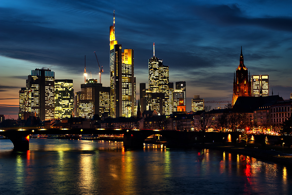 Photograph Skyline by Joerg Weinand on 500px