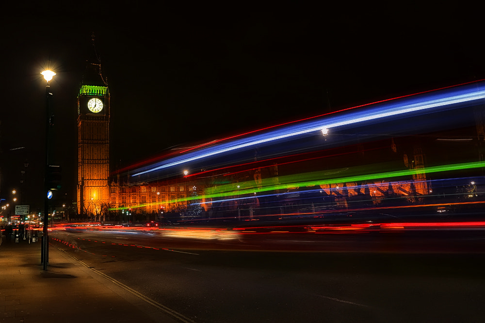 Photograph Lights of London ... by Dr. David Wiese on 500px
