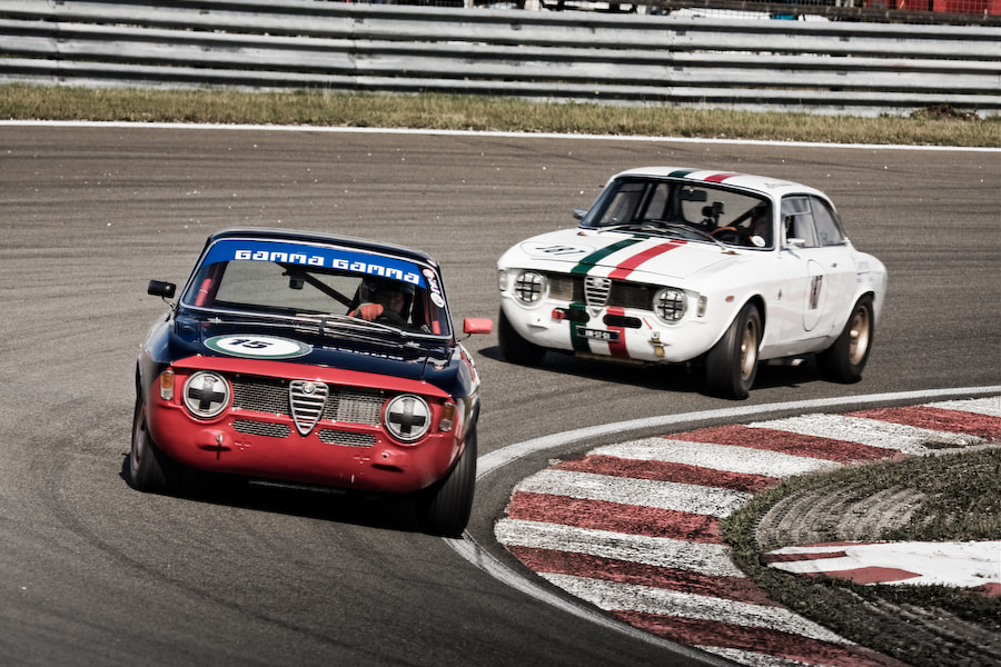 Photograph Alfa Romeo 1600 SP by Jurrie  Vanhalle on 500px