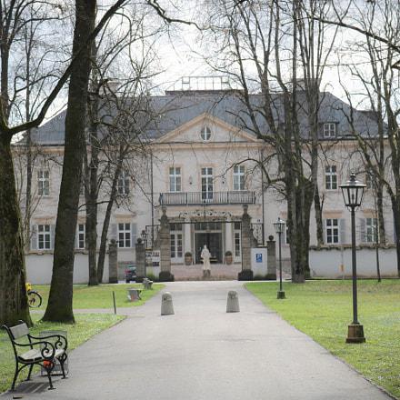 Kavalierhaus Klessheim ohne Schnee...