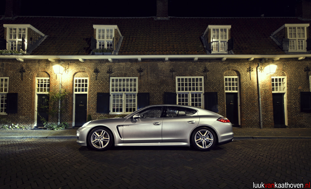 Photograph The Panamera by Luuk van Kaathoven on 500px