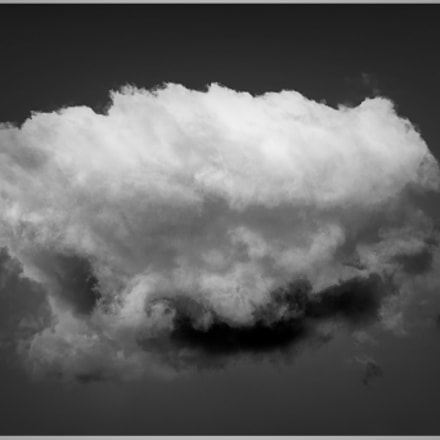 Cloud Puff, Canon EOS REBEL T6S, Canon EF-S18-135mm f/3.5-5.6 IS STM