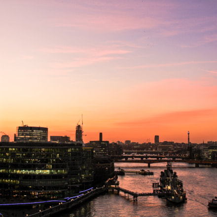 London, UK, Canon EOS 550D, Canon EF-S 18-55mm f/3.5-5.6 IS