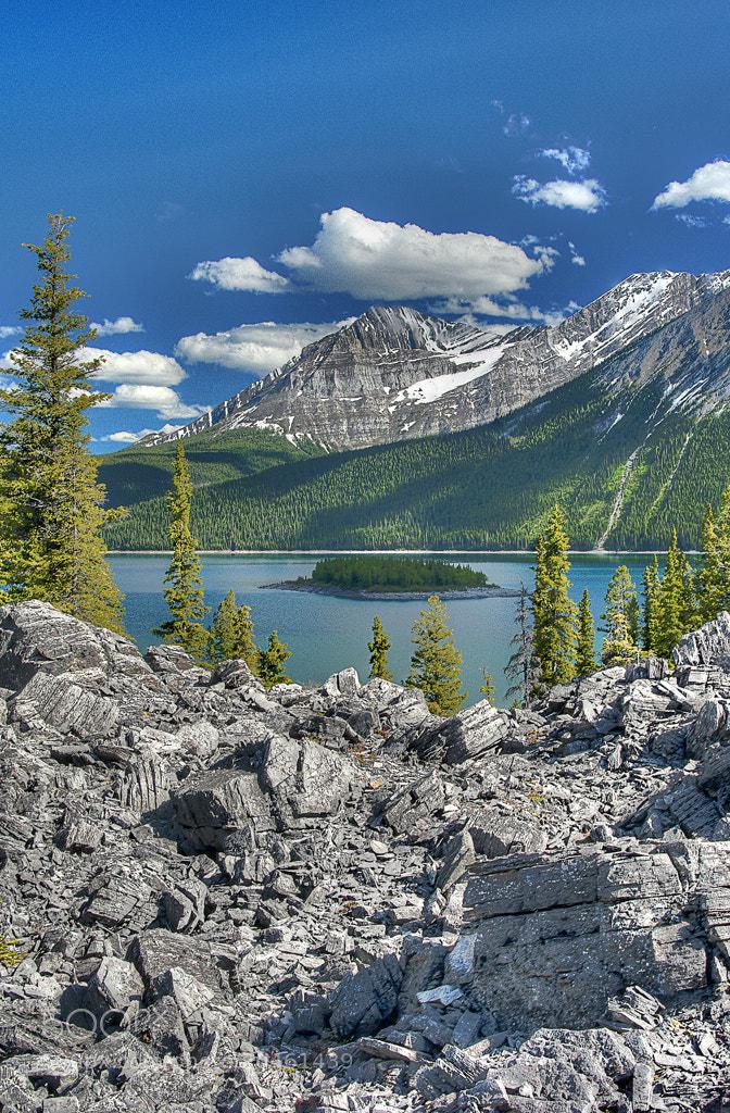 Photograph Upper Kananaskis Lake, Kananaskis, Alberta, Canada by mike kap on 500px