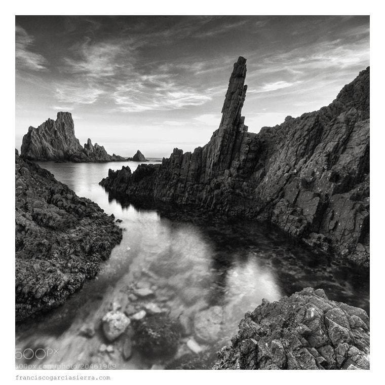Photograph The Black Spire by Francisco García Sierra on 500px