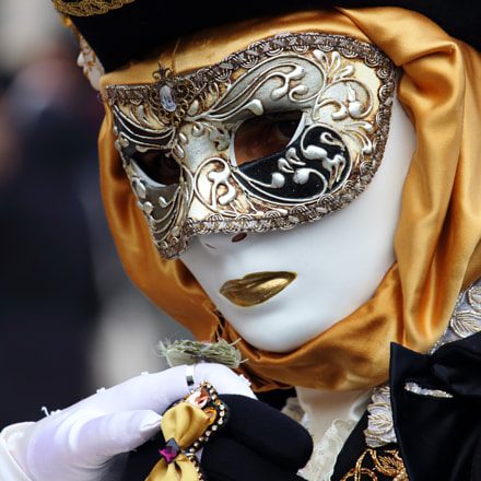 Romantic Carnival of Venice, Canon EOS 100D, Canon EF-S 55-250mm f/4-5.6 IS STM