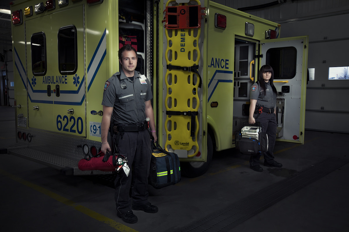 Photograph On The Job: Paramedics by Jeremy Nguyen on 500px