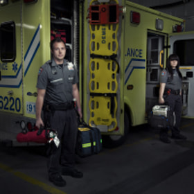 On The Job: Paramedics by Jeremy Nguyen (jeremynguyen)) on 500px.com