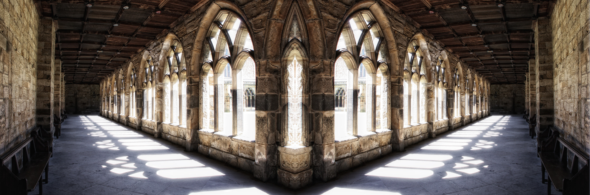 Photograph The Cloisters by Robert Armstrong on 500px