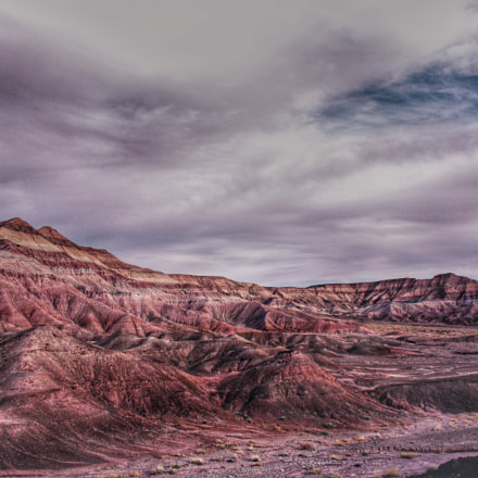Painted Desert , Canon POWERSHOT A630
