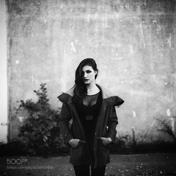 Photograph Miljana by Sebastian Toth on 500px