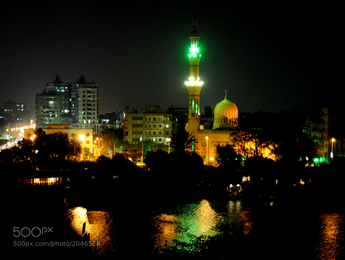 Photograph Nile at Night by Dr Russell H. Chatoor on 500px