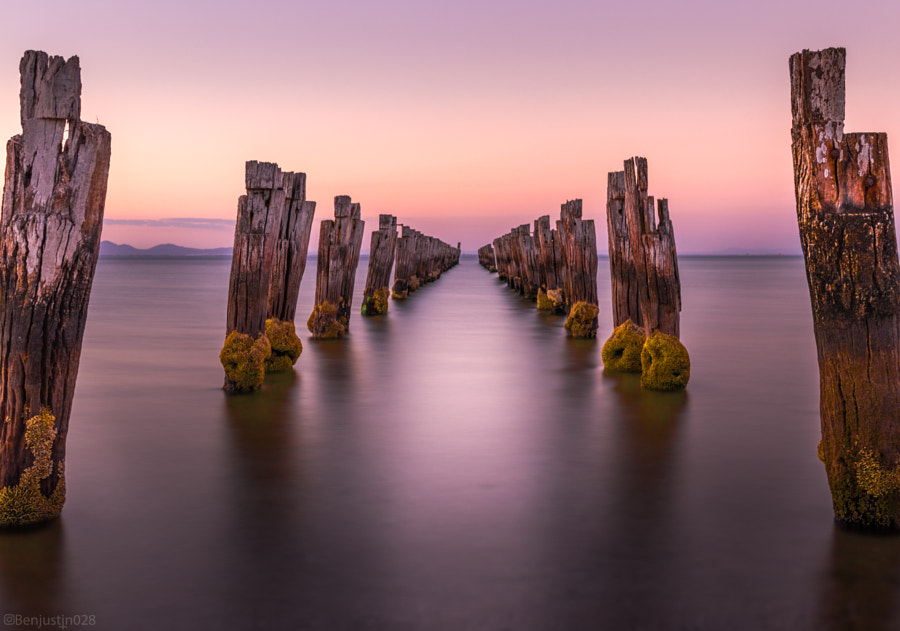 Clifton Springs pier by Benjamin Justin on 500px.com