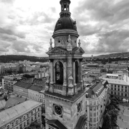 Budapest from the top, Canon EOS 7D, Sigma 10-20mm f/3.5 EX DC HSM
