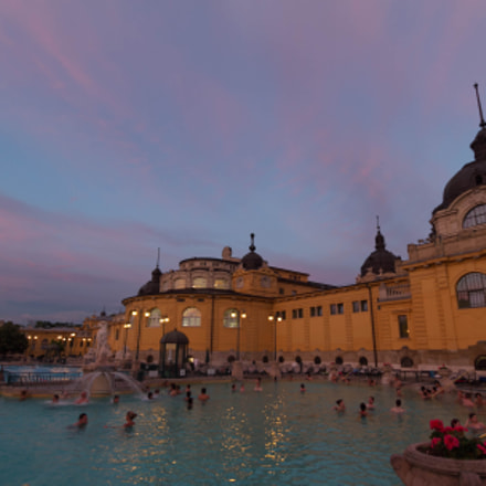 Széchenyi Thermae, Canon EOS 7D, Sigma 10-20mm f/3.5 EX DC HSM