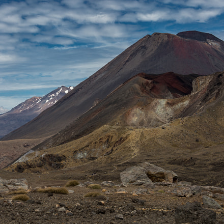 Tongariro, Canon EOS 5D MARK III, Canon EF 28-300mm f/3.5-5.6L IS