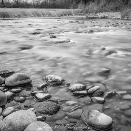 River Flow - Casalecchio, Sony DSLR-A580, Tamron SP 24-70mm F2.8 Di USD