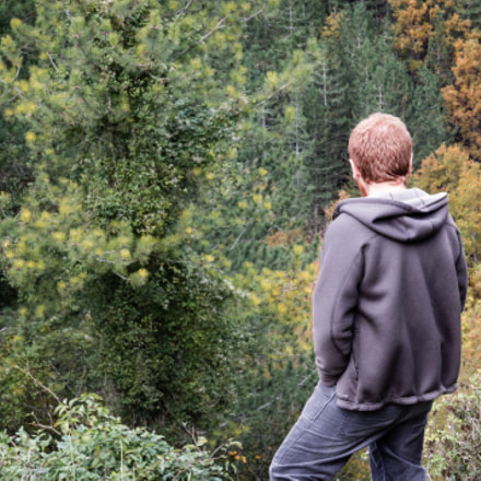 Man and nature, Canon EOS 600D, Sigma 17-70mm f/2.8-4 DC Macro OS HSM