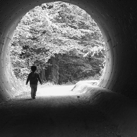 To the unknown, Canon EOS 600D, Canon EF-S 18-55mm f/3.5-5.6 IS II