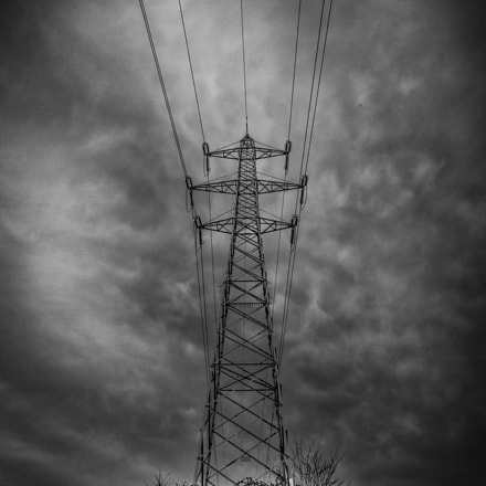 Electricity, Canon EOS 5D MARK III, Canon EF 20mm f/2.8 USM