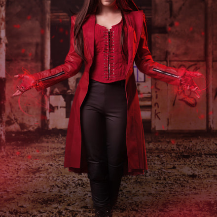 Scarlet Witch, Sony SLT-A99V, Sony 28-75mm F2.8 SAM (SAL2875)