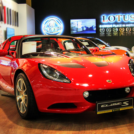 Lotus Elise, Canon EOS 500D, Canon EF-S 17-85mm f/4-5.6 IS USM