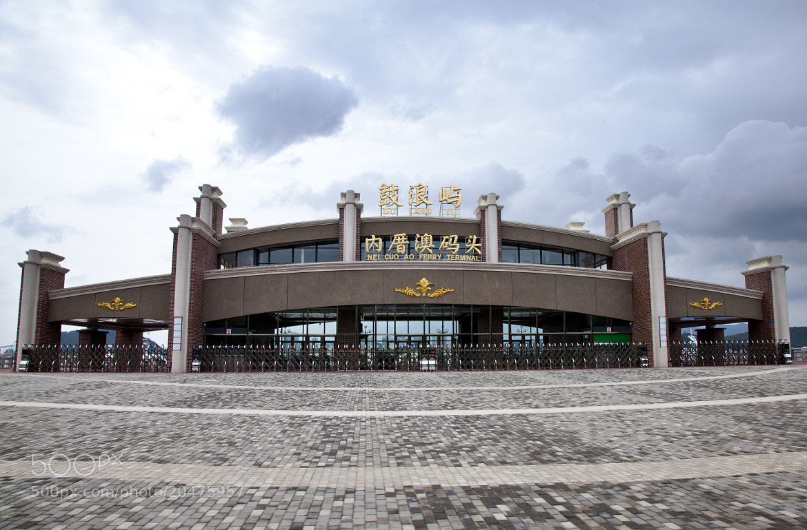 Photograph Gulang island ferry terminal by QiFeng Gao on 500px