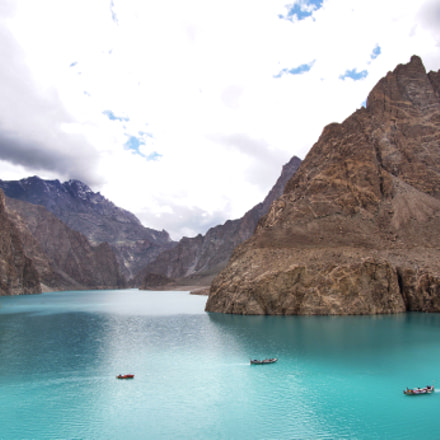 Attabad Lake, Sony NEX-6, Sony 0mm F0.0