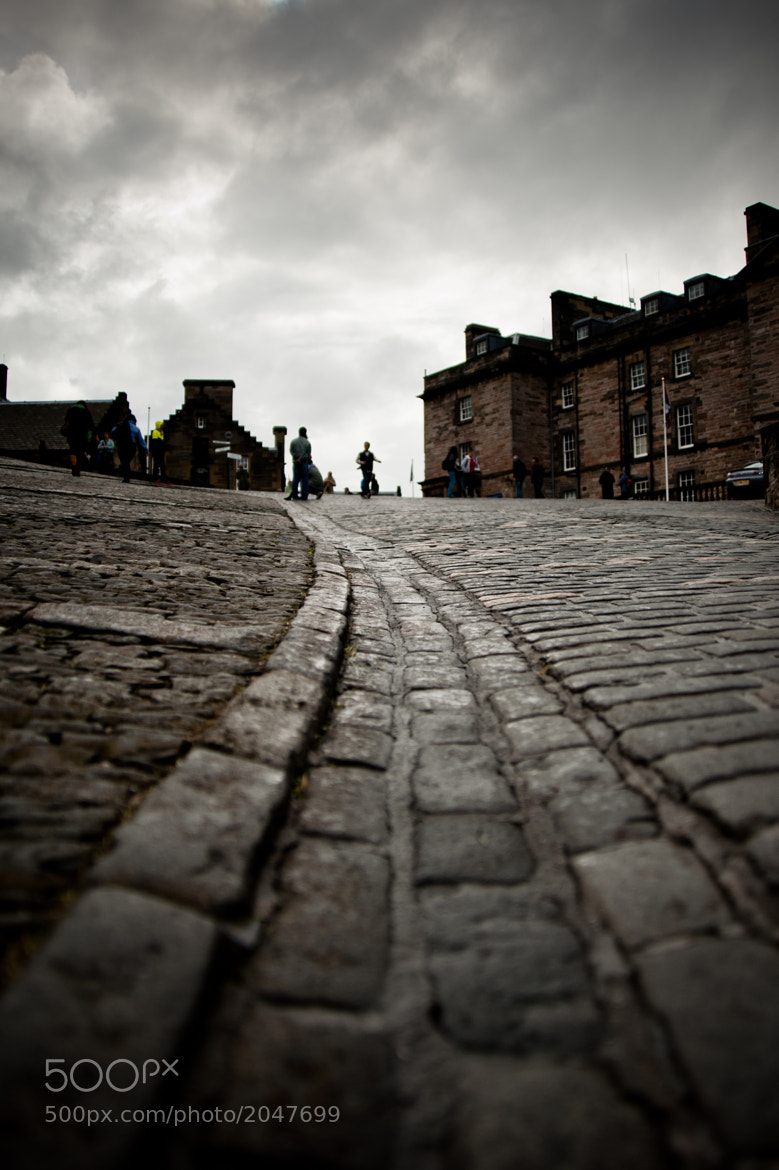Photograph The Cobbles to the Top by Zain Kapasi on 500px
