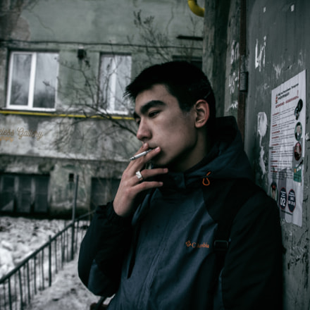 Smoke, Canon EOS 600D, Tamron SP AF 17-50mm f/2.8 XR Di II VC LD Aspherical [IF]