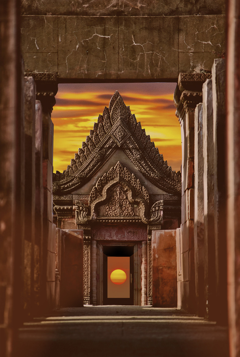 Photograph Ancient city by Dark Camera on 500px