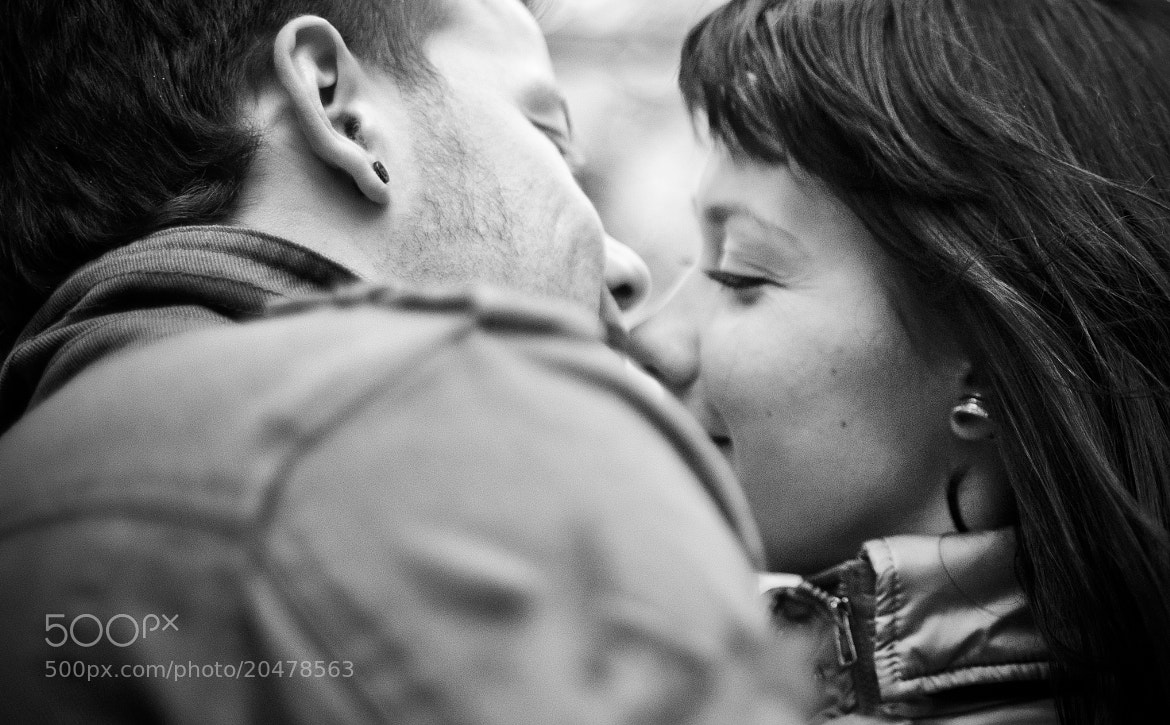 Photograph Kiss by Vladimir Senchikhin on 500px