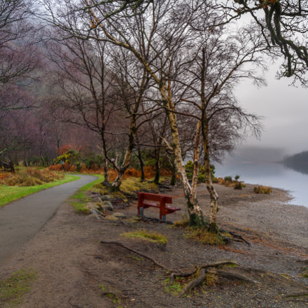 Glendalough Morning., Sony SLT-A99V, Sigma 20mm F1.8 EX DG Aspherical RF