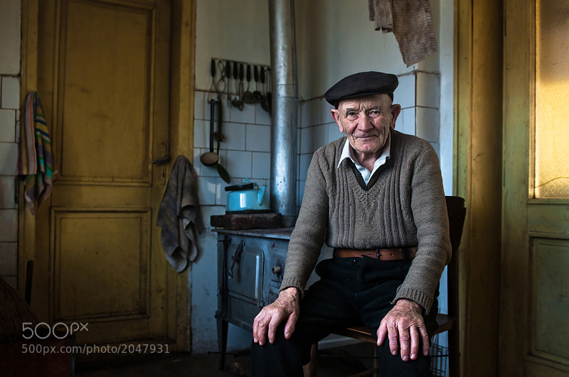 Photograph 93 years by Zoltan Huszti on 500px
