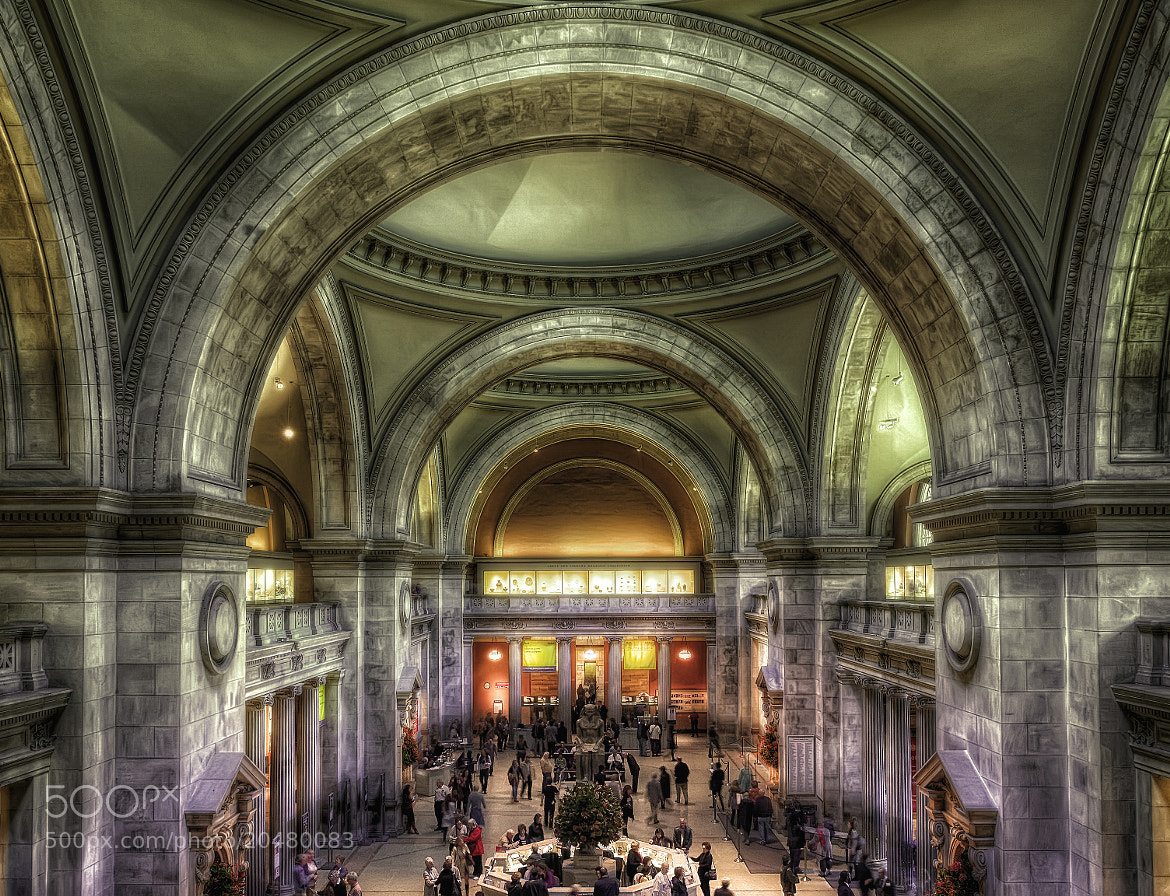 Photograph The Met - NYC by Marc Perrella on 500px