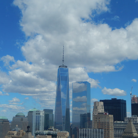 Freedom Tower, Nikon COOLPIX S9400