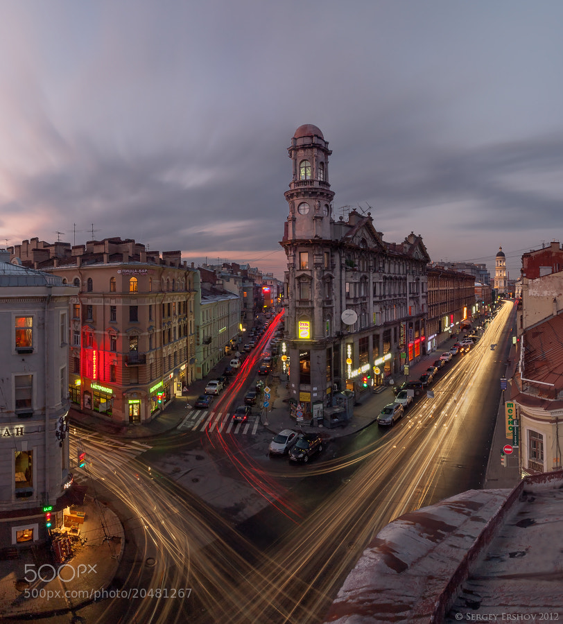 Photograph 5 corners by Sergey Ershov on 500px
