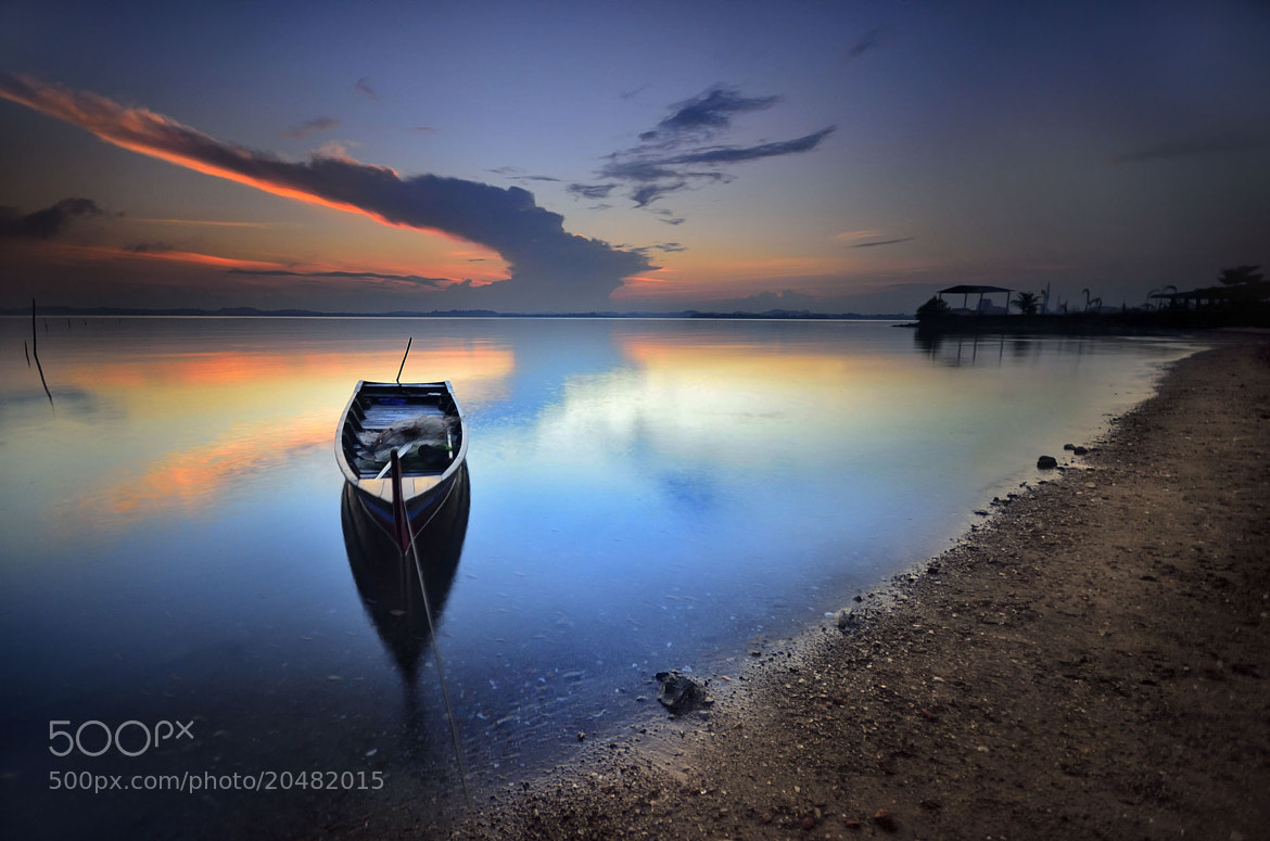 Photograph ::. boat silent .:: by Ahmad Zulharmin Fariza on 500px