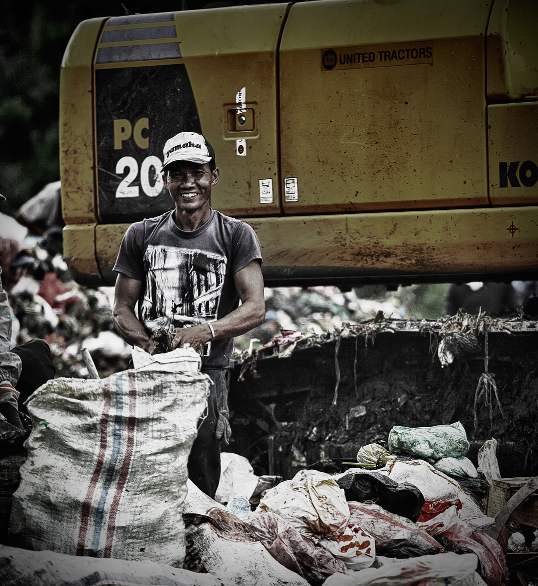 Photograph Our TRASH .. Their TREASURES by Benjamin Pelawi on 500px