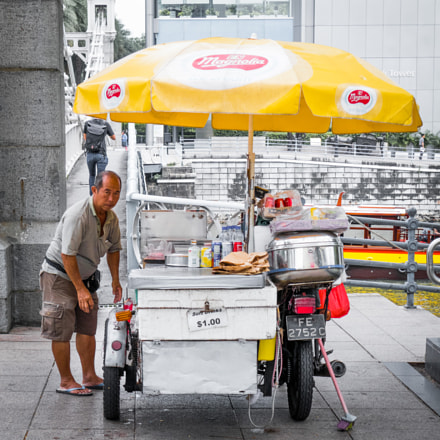 Ice Cream Uncle, Canon EOS M5, Canon EF-M 15-45mm f/3.5-6.3 IS STM