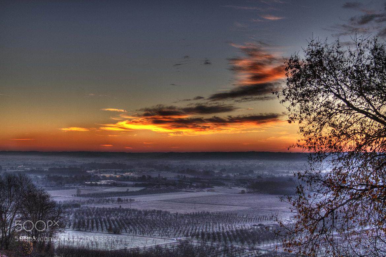 Photograph Au lever du soleil by dany photos on 500px