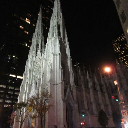 St Patrick's Cathedral, Canon POWERSHOT SX610 HS