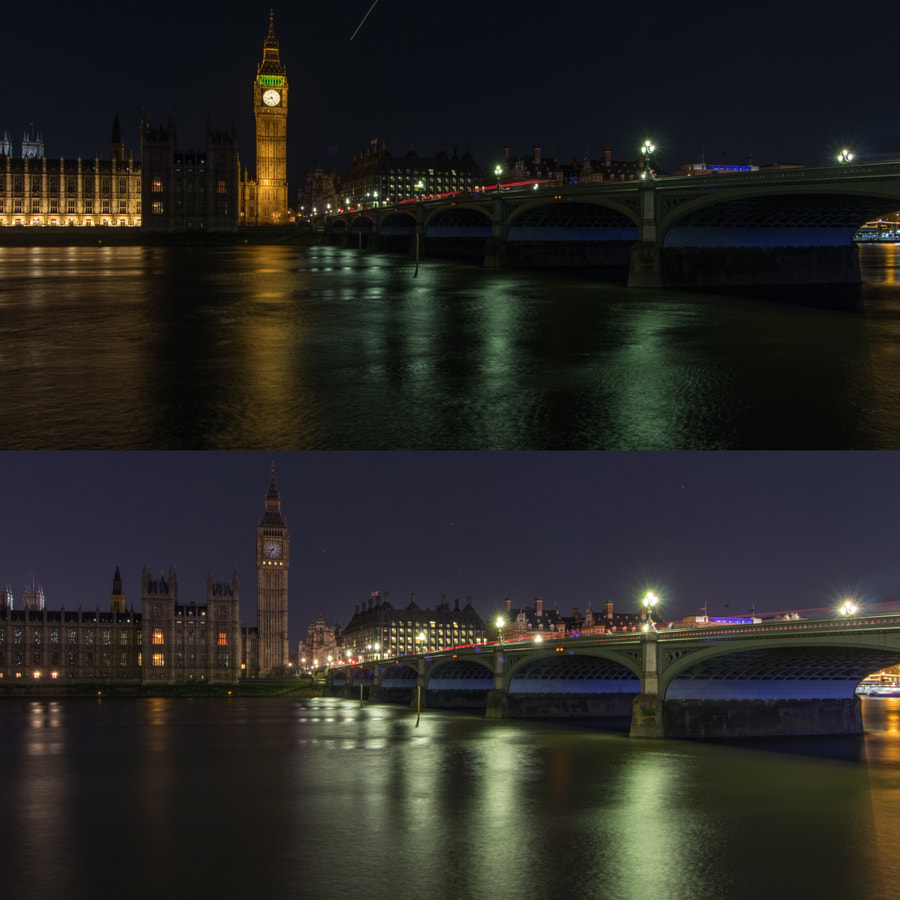 Earth Hour London 2017 by James Barton on 500px.com