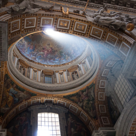 st peter's basilica, Canon EOS 500D, Sigma 10-20mm f/4-5.6
