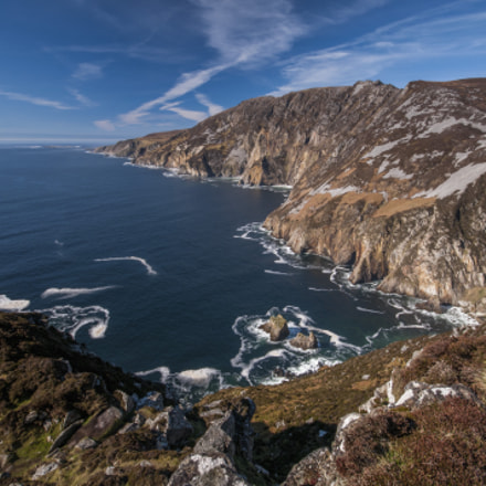 Slieve League, Donegal, Nikon D300S, Sigma 10-20mm F4-5.6 EX DC HSM