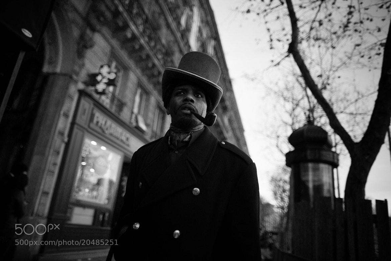 Photograph Just pretend I'm Sherlock Holmes by Christophe Debon on 500px