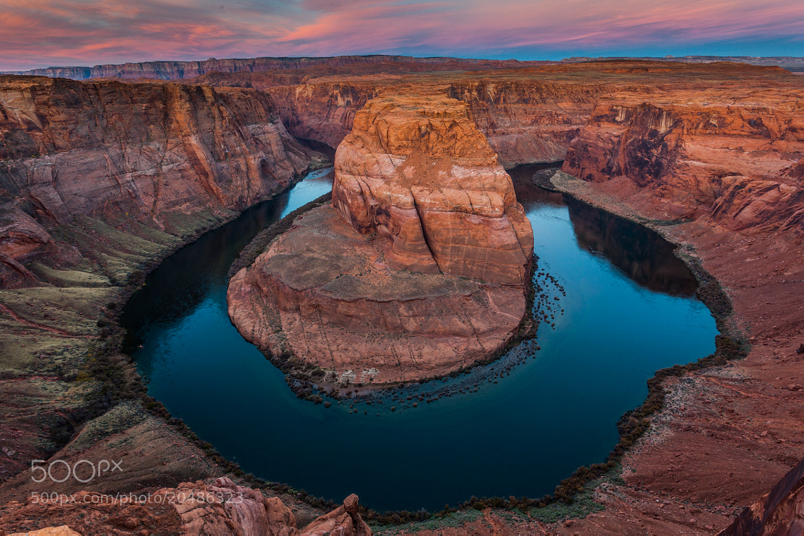 Photograph Horseshoe Bend by Putt Sakdhnagool on 500px