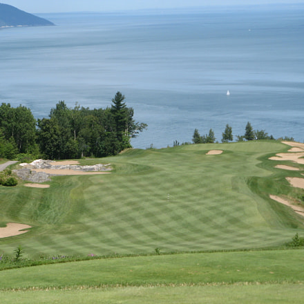 Golf Charlevoix, Canon POWERSHOT A710 IS