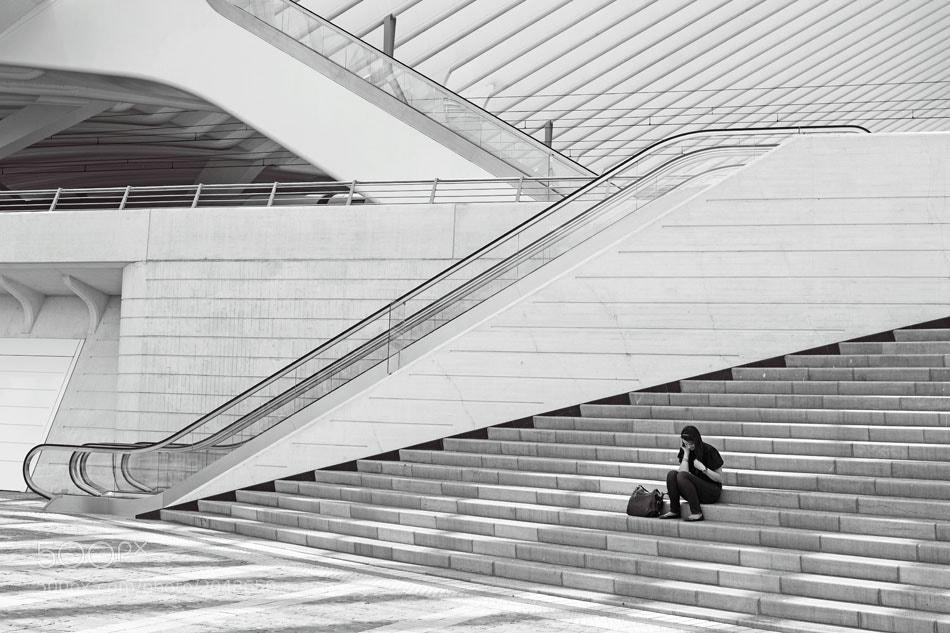 Photograph Guillemins by Liesbeth van der Werf on 500px